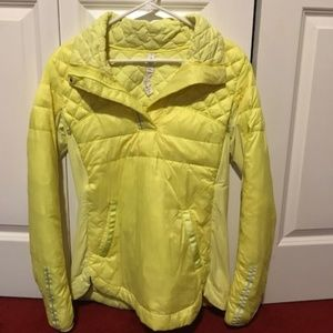 Lululemon EUC Run What the Fluff PullovrJacket (8)